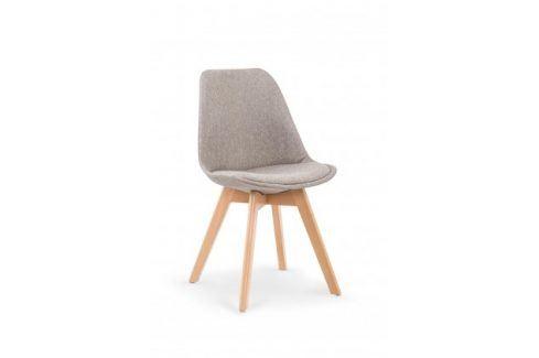 Jídelní židle K303 šedá Židle
