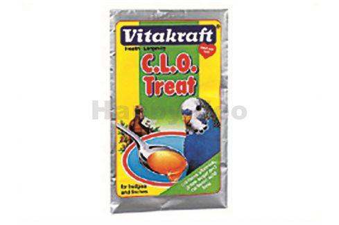 VITAKRAFT Lebertran-Perlen - pro andulky 20g Vitamíny, léčiva, doplňky stravy pro ptáky