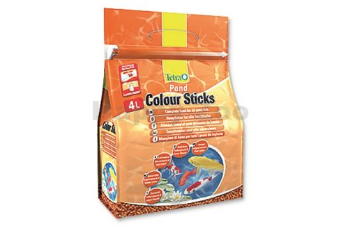 TETRA Pond Colour Sticks 4l Krmivo pro bazénové ryby
