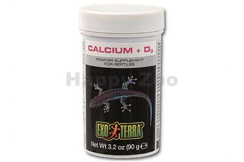 HAGEN EXO TERRA vápník a vitamín D3 pro reptilie 90g Vitamíny, léčiva, doplňky stravy pro plazy