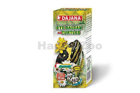 DAJANA Eye Balsam For Turtles 20ml Vitamíny, léčiva, doplňky stravy pro plazy