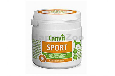CANVIT Sport pro psy 230g Vitamíny, léčiva, doplňky stravy pro psy