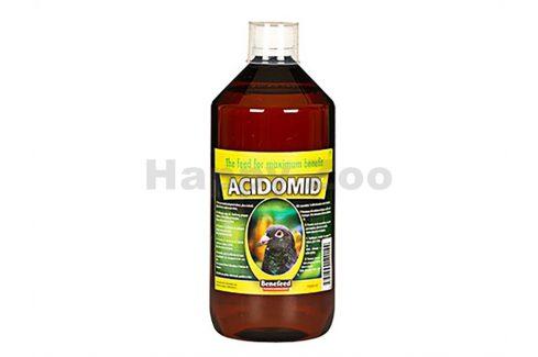 BENEFEED ACIDOMID H holubi 1l Vitamíny, léčiva, doplňky stravy pro ptáky