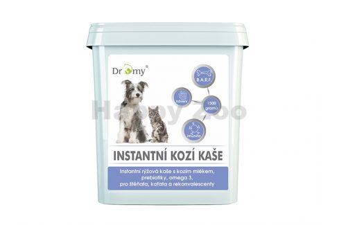 DROMY Instantní kozí kaše 1500g Vitamíny, léčiva, doplňky stravy pro kočky