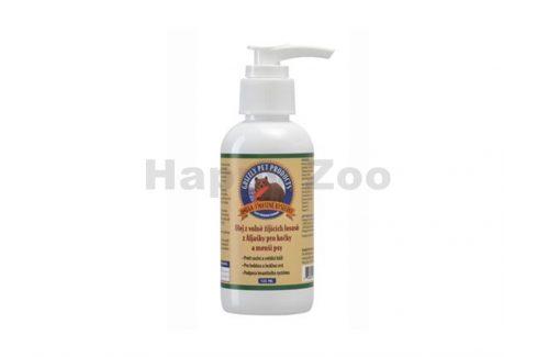 GRIZZLY Wild Salmon - lososový olej pro psy a kočky 125ml Vitamíny, léčiva, doplňky stravy pro psy
