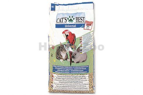 Podestýlka CATS BEST Universal 40l Podestýlky pro hlodavce