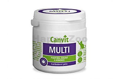 CANVIT Multi pro kočky 100g Vitamíny, léčiva, doplňky stravy pro kočky