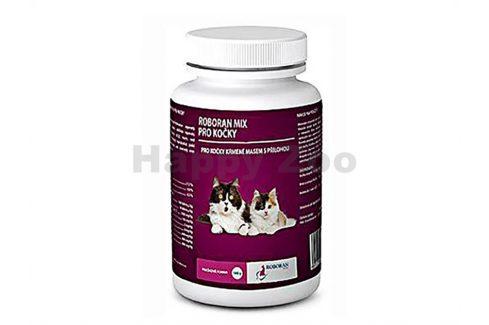 ROBORAN Mix pro kočky 100g Vitamíny, léčiva, doplňky stravy pro kočky