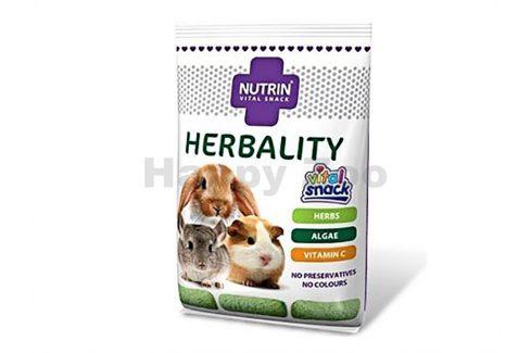 NUTRIN Vital Snack - Herbality 100g Pamlsky pro hlodavce