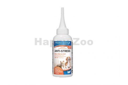 FRANCODEX kapky Anti-stress pro psy a kočky 100ml Vitamíny, léčiva, doplňky stravy pro psy