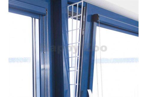 Ochranná mřížka TRIXIE do okna boční bílá 62x16cm/7cm Ostatní potřeby pro psy